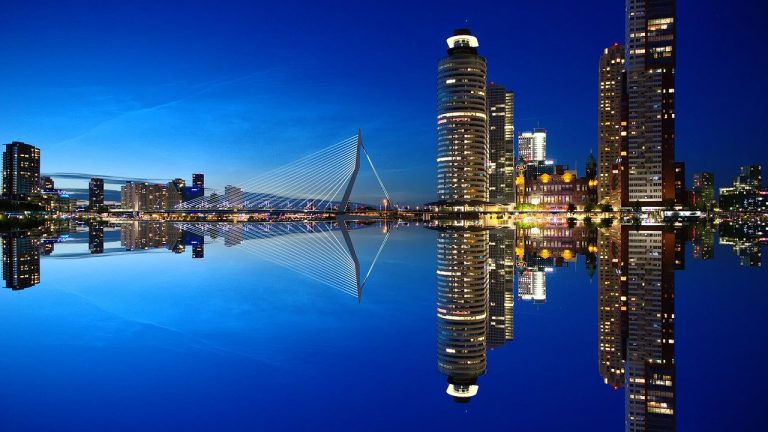 3x Hotspots in Nederland